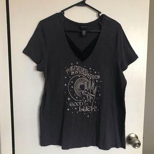 Torrid Astrology T-Shirt - Size M